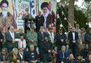 راهپیمایی باشکوه ۲۲ بهمن در فیض آباد برگزار شد.