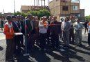 آغاز به کار ممیزی املاک و افتتاح دو پروژه عمرانی در شهرداری فیض آباد به مناسبت هفته دولت