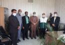 به مناسبت هفته معلم صورت گرفت؛ دیدار شهردار و اعضای شورای اسلامی شهر فیض آباد با ریاست آموزش وپرورش شهرستان