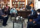 تجلیل شهردار فیض آباد از خبرنگاران و اصحاب رسانه بمناسبت روز خبرنگار