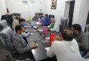 جلسه کمیسیون برنامه و بودجه وعمران شهرداری فیض آباد برگزار شد