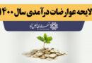 لایحه تعرفه عوارض، درآمدی سال ۱۴۰۰شهرداری فیض آباد منتشر شد