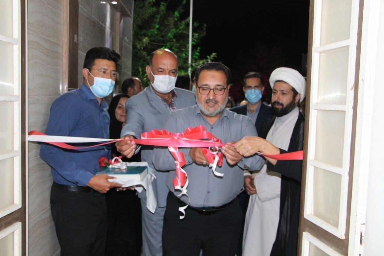خانه ی هنر و فرهنگ شهر فیض آباد افتتاح شد